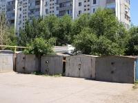 Astrakhan, Moskovskaya st, garage (parking)