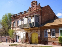Astrakhan, Kozhanov st, house 4. Apartment house