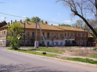 Astrakhan, Kozhanov st, house 8. Apartment house