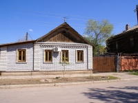 Astrakhan, Kozhanov st, house 11. Private house