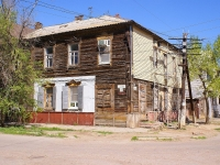 Astrakhan, Kozhanov st, house 13. Apartment house