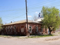 Astrakhan, Kozhanov st, house 15. Apartment house