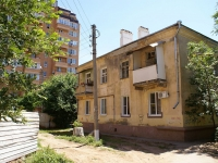 Astrakhan, Dekabristov square, house 2. Apartment house