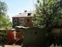 Астрахань, улица Бежецкая, дом 12. многоквартирный дом