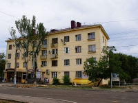 Astrakhan, 28 Armii st, house 4. Apartment house