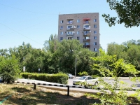 Astrakhan, Pobedy blvd, house 1. Apartment house