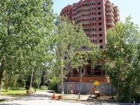 Astrakhan, Pobedy blvd, house 2/2. building under construction