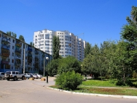 Astrakhan, Pobedy blvd, house 2. Apartment house