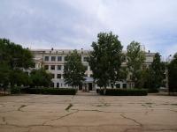 Astrakhan, school №56 им. А.С. Пушкина, Tatishchev st, house 8