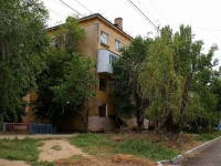 Astrakhan, Tatishchev st, house 10. Apartment house