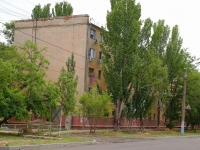 Astrakhan, Tatishchev st, house 12. Apartment house