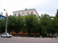 阿斯特拉罕, 学院 АСТРАХАНСКИЙ ИНЖЕНЕРНО-СТРОИТЕЛЬНЫЙ ИНСТИТУТ (АИСИ), Tatishchev st, 房屋 18