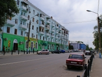 Astrakhan, Tatishchev st, house 22 к.2. Apartment house
