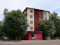 Astrakhan, Tatishchev st, house 41. Apartment house