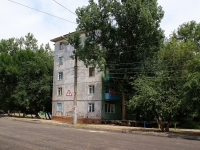 Astrakhan, Tatishchev st, house 42. Apartment house