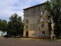 Astrakhan, Tatishchev st, house 43. Apartment house
