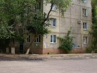 Astrakhan, Tatishchev st, house 44. Apartment house