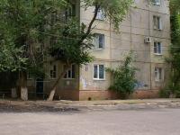 Астрахань, улица Татищева, дом 44. многоквартирный дом