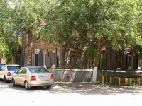 Astrakhan, st Chaykovsky, house 14. Apartment house