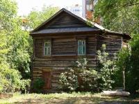 Astrakhan, st Chaykovsky, house 19. Apartment house