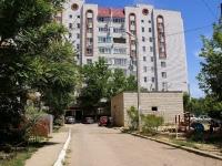 Astrakhan, Chugunov st, house 21. Apartment house
