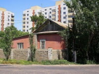 Astrakhan, Ivanov alley, house 8. Private house