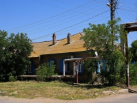 Astrakhan, Nechaev st, house 1. Private house