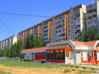 Astrakhan, Gerasimenko st, house 2. Apartment house