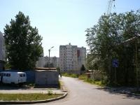 Astrakhan, st Gerasimenko, house 4 к.1. Apartment house