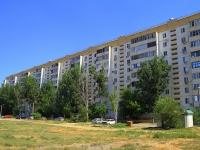 Astrakhan, st Gerasimenko, house 4. Apartment house
