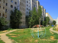Astrakhan, Gerasimenko st, house 4. Apartment house