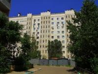 Astrakhan, st Gerasimenko, house 6 к.1. Apartment house