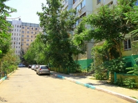 Astrakhan, st Gerasimenko, house 6 к.2. Apartment house