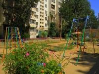 Astrakhan, st Gerasimenko, house 8 к.1. Apartment house