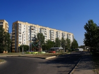 Astrakhan, st Gerasimenko, house 8. Apartment house