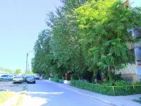 Astrakhan, Gerasimenko st, house 8. Apartment house