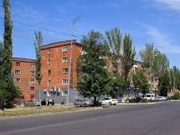 Astrakhan, Lyakhov st, house 10. Apartment house