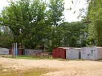 Astrakhan, Kosmonavtov st, house 4 к.1. Apartment house
