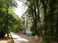 Астрахань, улица Космонавтов, дом 4 к.1. многоквартирный дом