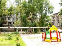 Astrakhan, Kosmonavtov st, house 4 к.2. Apartment house