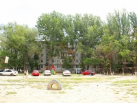 Astrakhan, Kosmonavtov st, house 6 к.1. Apartment house