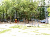 Astrakhan, Kosmonavtov st, house 8 к.2. Apartment house