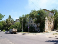 Astrakhan, Kosmonavtov st, house 10. Apartment house