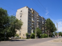 Astrakhan, Kosmonavtov st, house 16. Apartment house