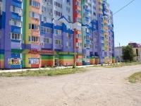 Astrakhan, Kosmonavtov st, house 18 к.1. Apartment house