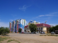 Astrakhan, Kosmonavtov st, house 18. multi-purpose building