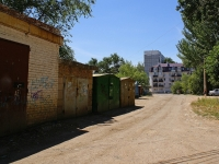 Astrakhan, Kosmonavtov st, garage (parking)