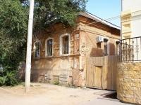 Астрахань, Островского переулок, дом 3. индивидуальный дом