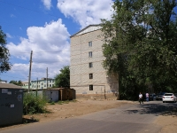 Astrakhan, hostel Волго-каспийского морского рыбопромышленного колледжа, №3, Baltiyskiy alley, house 1 к.2