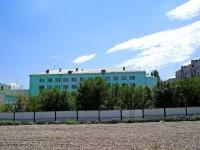 Астрахань, общежитие Волго-каспийского морского рыбопромышленного колледжа, №1, Балтийский переулок, дом 1 к.3